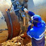 «Газпром» загрузил «Северный поток» на100%