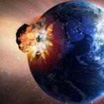 Земля избежала столкновения с гигантским астероидом