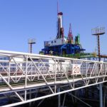 SOCAR ввела в эксплуатацию скважину на Каспии