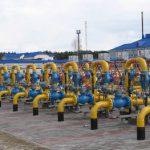Запасы газа в ПХГ Украины за январь сократились почти на 18%
