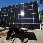Оренбургской области запущены две солнечные электростанции