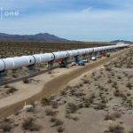 Сделана часть пути для сверхскоростных Hyperloop