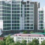 """В ДФО построили первый """"зеленый"""" многоэтажный жилой дом"""