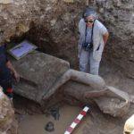 В Египте обнаружили более 50 статуй, посвященных богине войны Сехмет