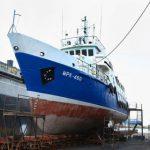 В Азербайджане ремонтируют пассажирское судно для обслуживания нефтяников (ФОТО)
