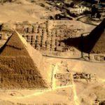 Астронавт показал, как пирамиды выглядят из космоса