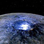 На карликовой планете Церере обнаружены следы криовулканов