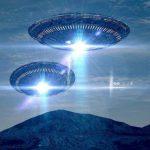 Над Мексикой заметили таинственный корабль пришельцев (Видео)