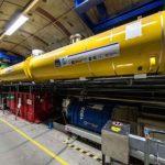 Крупнейший в мире лазер совершил первый выстрел