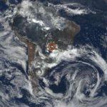 NASA обнаружило странные вспышки Земли