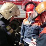 В Тамбовской области работники МРСК Центра и МЧС России успешно отработали совместную ликвидацию пожара на энергообъекте