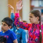 Сотрудники филиала Липецкэнерго рассказывают детям об опасности электрического тока
