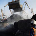 Первый балкер с энергетическим углем из США прибыл в Украину