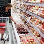 Госстат зафиксировал в августе дефляцию