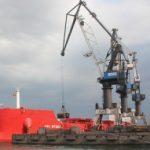 В Украину прибыло второе судно с 60 тыс. т антрацита из США для Центрэнерго