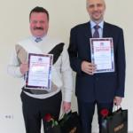 Работники МРСК Центра в Костромской области стали лауреатами региональной профсоюзной акции «Славим человека Труда!»