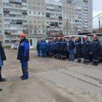 МРСК Центра и МРСК Центра Приволжья в преддверии зимы проводят  в регионах масштабные внеплановые учения по ликвидации массовых отключений