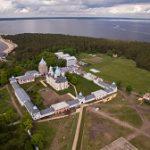 «Ленэнерго» построило внешнюю схему электроснабжения  острова Коневец и бухты Владимирская