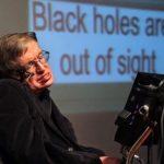 В Сети обнаружили последнюю работу Стивена Хокинга
