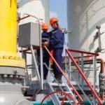 Украина увеличила запасы в ПХГ на 40%
