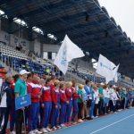 «Россети» спортивные: в Смоленске стартовали соревнования энергетиков по бегу и настольному теннису