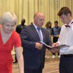 Руководство Тамбовэнерго поздравило выпускников института энергетики с получением дипломов