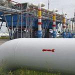 Украина увеличила запасы в ПХГ в 1,6 раза