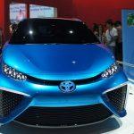 К 2030 году объем продаж транспорта на водородном топливе перешагнет за 500 000 единиц в год