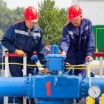 Украина снизила импорт газа почти на 27%