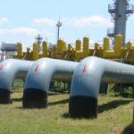 Транзит газа через Украину за 8 мес. 2018 г. сократился на 6%