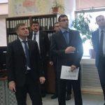 Генеральный директор ПАО «МРСК Центра» Игорь Маковский посетил с рабочим визитом тверской филиал компании