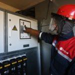 «Ленэнерго» восстановило электроснабжение потребителей после шторма