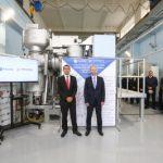Новое оборудование подстанции «Ленэнерго» «Красный треугольник» введено в эксплуатацию
