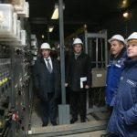 Генеральный директор ПАО «МРСК Центра» Игорь Маковский посетил с рабочим визитом удмуртский филиал компании
