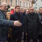 Отличительная черта нового облика улиц Санкт-Петербурга – отсутствие проводов
