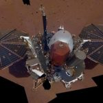 "Зонд InSight сделал первое ""селфи"" на Марсе"