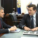 Игорь Маковский: «Я уверен, что наше сотрудничество с правительством Нижегородской области будет укрепляться»