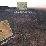 NASA показало Марс на 360-градусной панораме