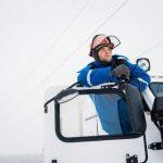 Энергетики МРСК Центра и МРСК Центра и Приволжья помогут коллегам из Ленэнерго восстанавливать электроснабжение, нарушенное сильным снегопадом