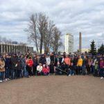 «Ленэнерго» приняло участие в общегородском субботнике