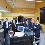 Делегация МРСК Центра посетила энергообъекты АО «БЭСК»