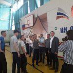 Специалисты Тамбовэнерго стали победителями соревнований по мини-футболу