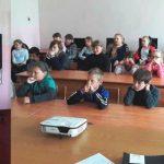 Сотрудники Курскэнерго продолжают знакомить школьников с правилами электробезопасности