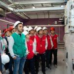 Представители иностранных энергетических компаний познакомились с работой объектов «Ленэнерго»