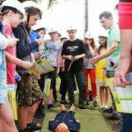 Сотрудники Брянскэнерго приняли участие в работе профильной смены  «Найди себя» в детском лагере «Вьюнки»