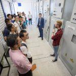 Студенты из Китая познакомились с работой объектов «Россети Ленэнерго»