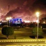 Атака дронов повлияла на экспорт нефти из Саудовской Аравии — СМИ