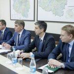 В Тульской области  обсудили вопросы перспективного развития электросетевого комплекса региона