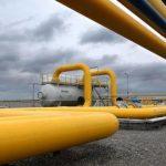 Транзит газа через территорию Украины превысил 80 млрд кубов