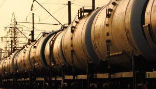 цистерны нефть